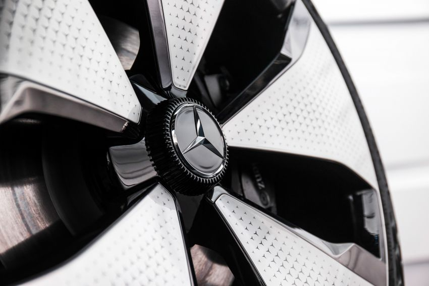 Mercedes-Benz Concept EQT makes its official debut – previews new all-electric version of upcoming T-Class Image #1293294