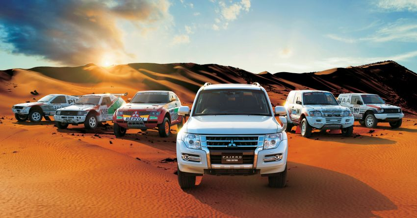 Mitsubishi Pajero Final Edition lands in Australia – 800 units, extra accessories, from RM176k to RM204k Image #1294647