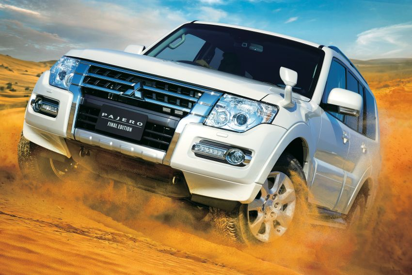 Mitsubishi Pajero Final Edition lands in Australia – 800 units, extra accessories, from RM176k to RM204k Image #1294648
