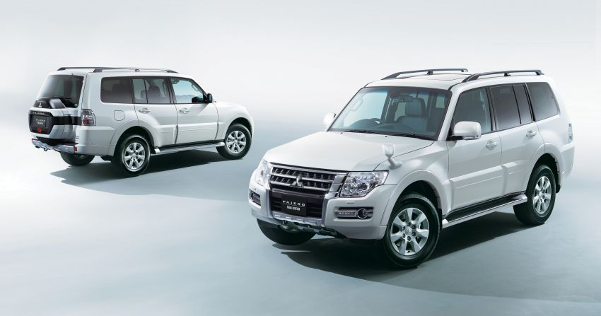 Mitsubishi Pajero Final Edition lands in Australia – 800 units, extra accessories, from RM176k to RM204k Image #1294649