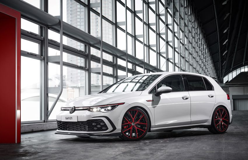 Oettinger introduces aero parts for Mk8 VW Golf GTI Image #1297850