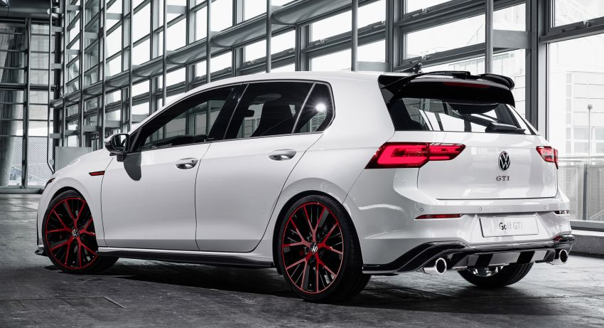 Oettinger introduces aero parts for Mk8 VW Golf GTI Image #1297852