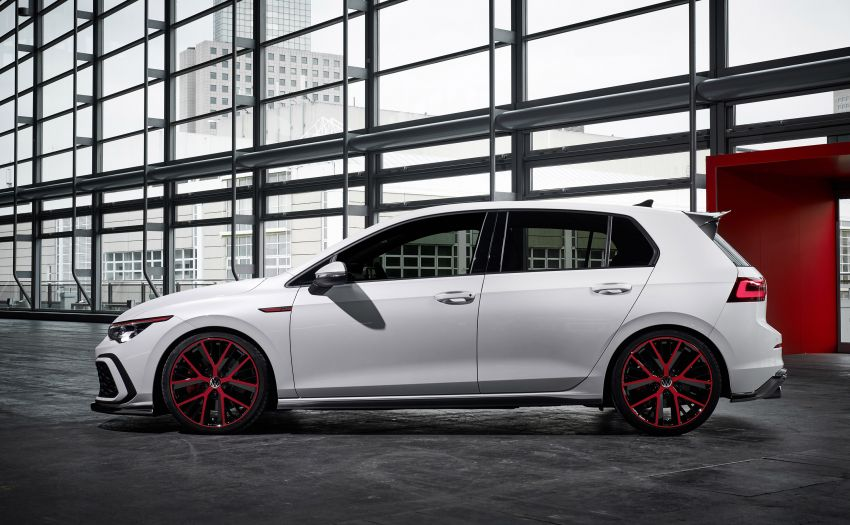 Oettinger introduces aero parts for Mk8 VW Golf GTI Image #1297853