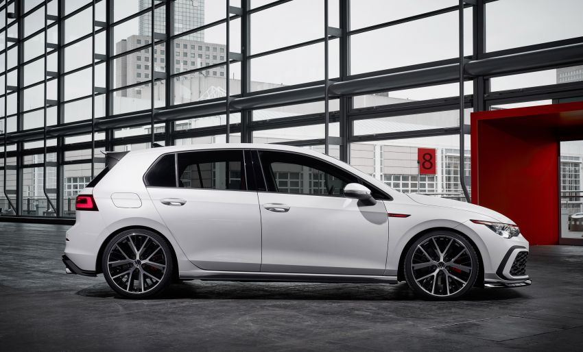 Oettinger introduces aero parts for Mk8 VW Golf GTI Image #1297854