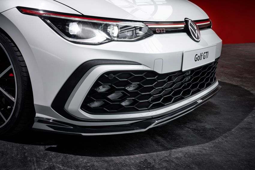 Oettinger introduces aero parts for Mk8 VW Golf GTI Image #1297855