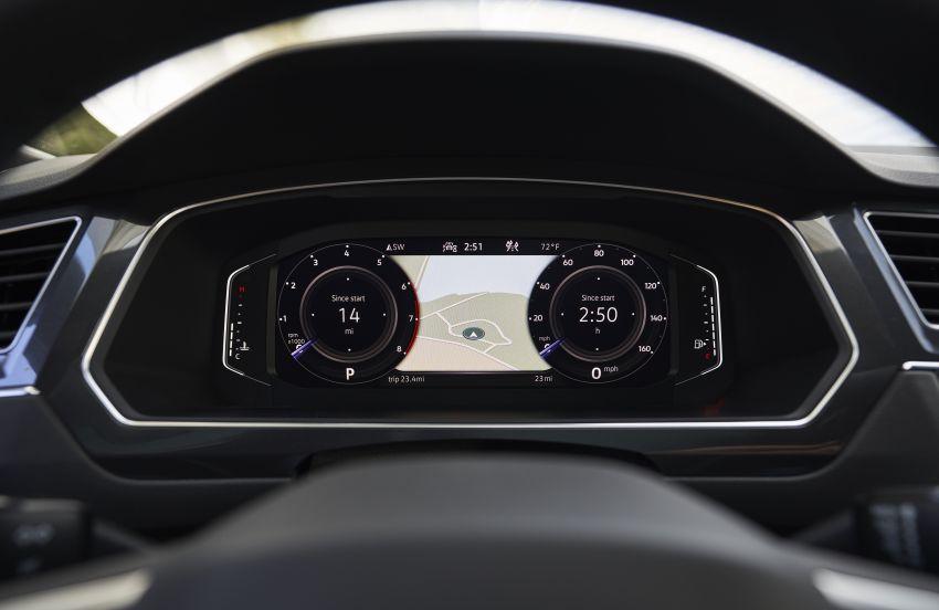 Volkswagen Tiguan Allspace facelift diperkenal – rupa dan kelengkapan dipertingkat, enjin masih sama Image #1293921