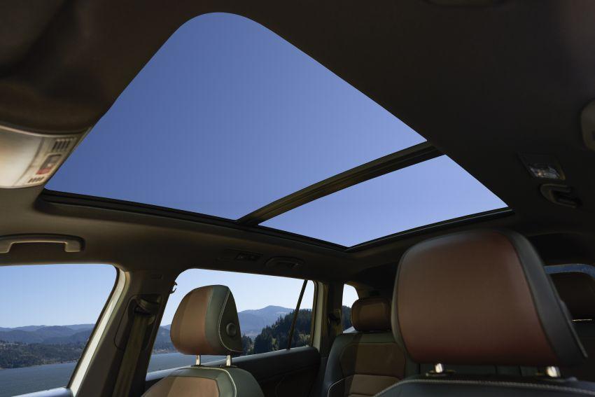 Volkswagen Tiguan Allspace facelift diperkenal – rupa dan kelengkapan dipertingkat, enjin masih sama Image #1293922