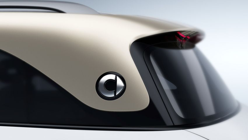 smart EV SUV concept teased ahead of official debut Image #1295541