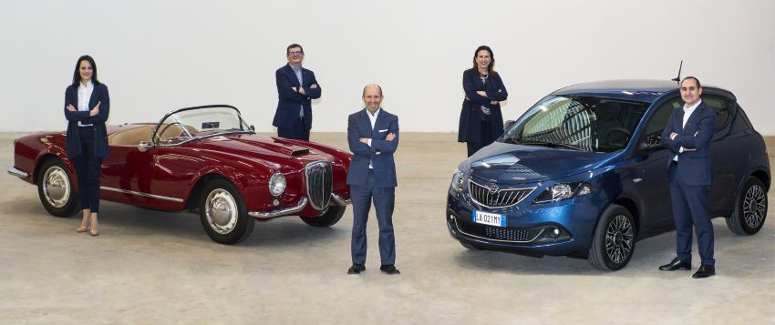 Lancia revival gets underway with new design boss Image #1307516
