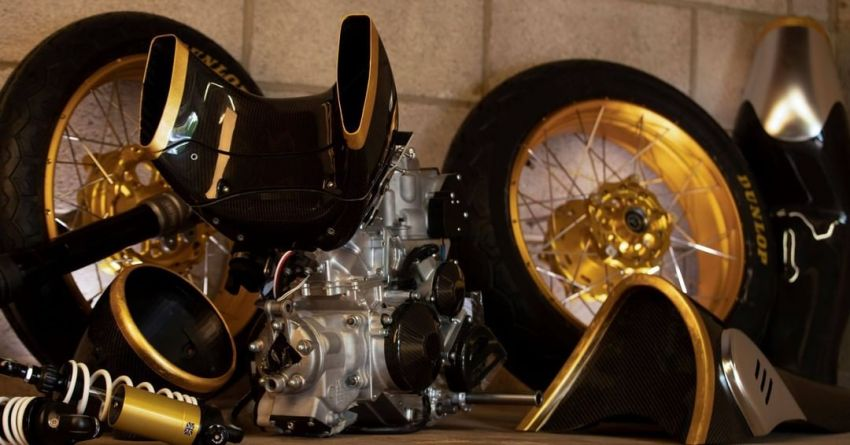Langen Motorcycles Two Stroke is an authentic two-stroke retro racer – limited edition of 100, RM163k Image #1306162