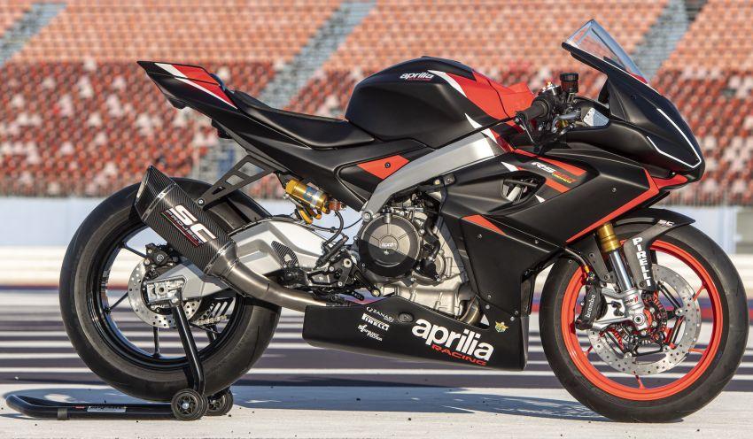 2021 Aprilia RS660 Trefeo – RM73,764, 105 hp, 153 kg Image #1304184