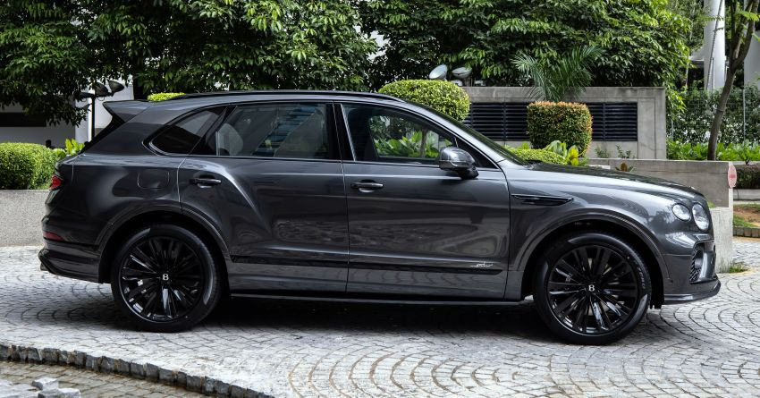 Bentley Bentayga Speed launched in Malaysia – 6.0L W12 beast with 635 PS, 900 Nm; from RM2.68 million Image #1302973
