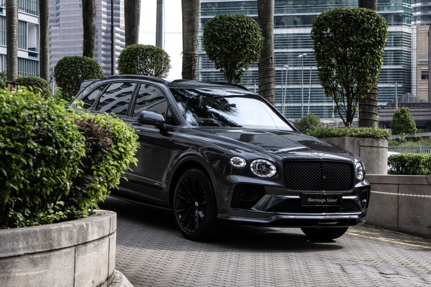 Bentley Bentayga Speed launched in Malaysia – 6.0L W12 beast with 635 PS, 900 Nm; from RM2.68 million Image #1302967
