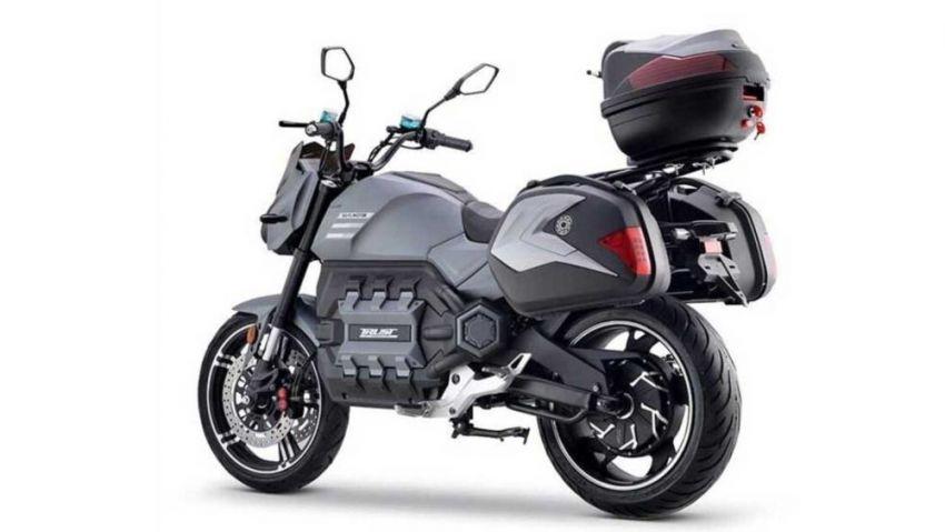 2021 Dayi E-Odin electric bike enters Europe market Image #1305796