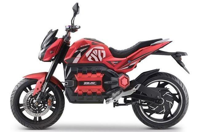 2021 Dayi E-Odin electric bike enters Europe market Image #1305798