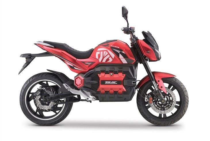 2021 Dayi E-Odin electric bike enters Europe market Image #1305800