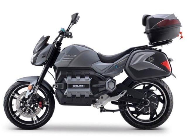 2021 Dayi E-Odin electric bike enters Europe market Image #1305803