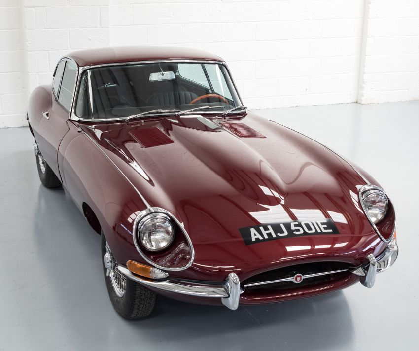 Jaguar E-type electric by Electrogenic: 408 PS, 600 Nm Image #1311672