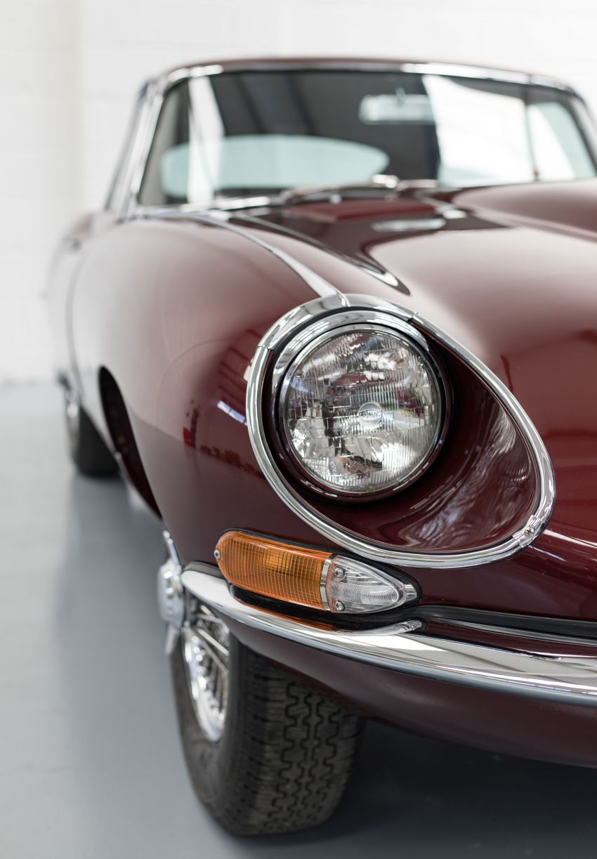 Jaguar E-type electric by Electrogenic: 408 PS, 600 Nm Image #1311674