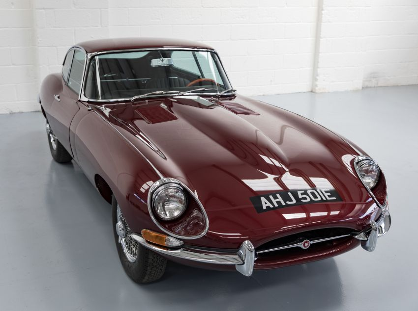 Jaguar E-type electric by Electrogenic: 408 PS, 600 Nm Image #1311677