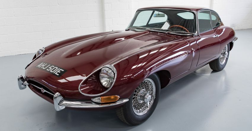 Jaguar E-type electric by Electrogenic: 408 PS, 600 Nm Image #1311661