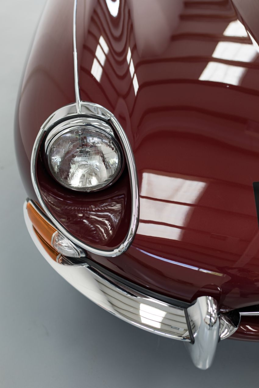 Jaguar E-type electric by Electrogenic: 408 PS, 600 Nm Image #1311667
