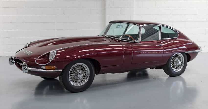 Jaguar E-type electric by Electrogenic: 408 PS, 600 Nm Image #1311670