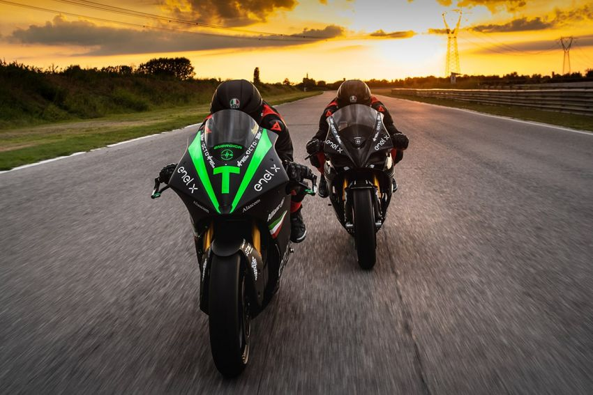 Energica electric bikes in Singapore – from RM213k Image #1312175