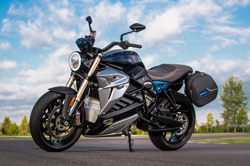 Energica electric bikes in Singapore – from RM213k Image #1312188