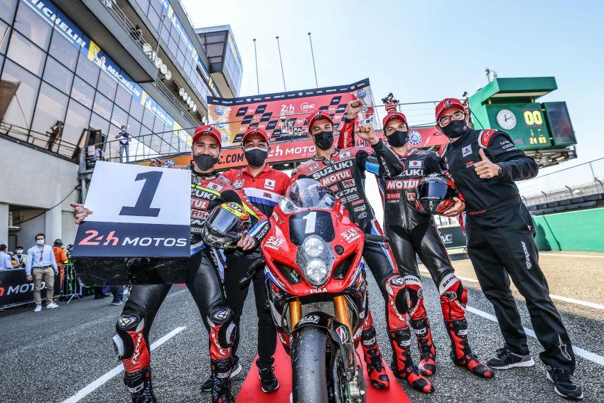 Suzuki wins Endurance 24 hour race at Le Mans Image #1307228