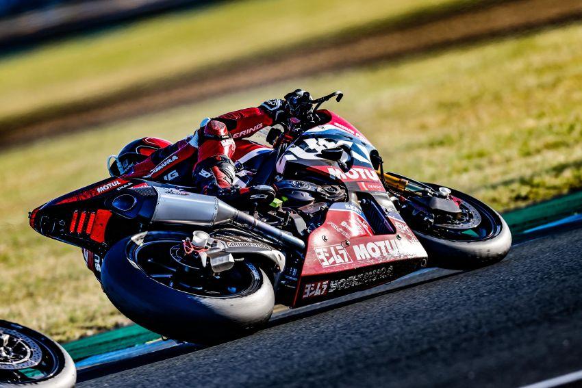 Suzuki wins Endurance 24 hour race at Le Mans Image #1307229