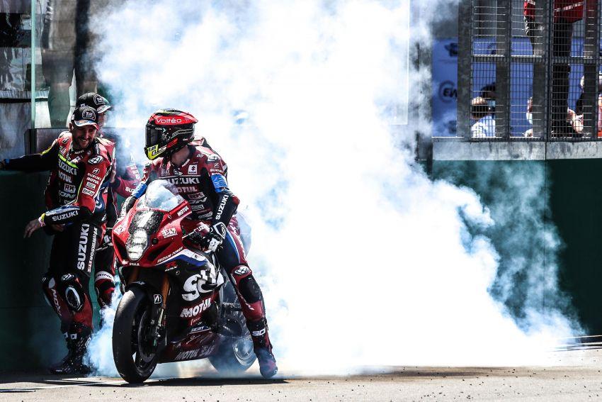 Suzuki wins Endurance 24 hour race at Le Mans Image #1307230