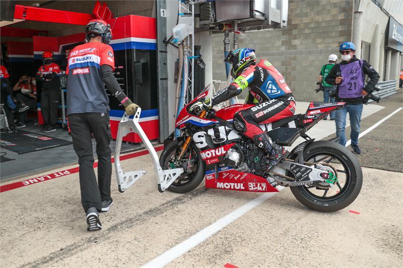 Suzuki wins Endurance 24 hour race at Le Mans Image #1307232