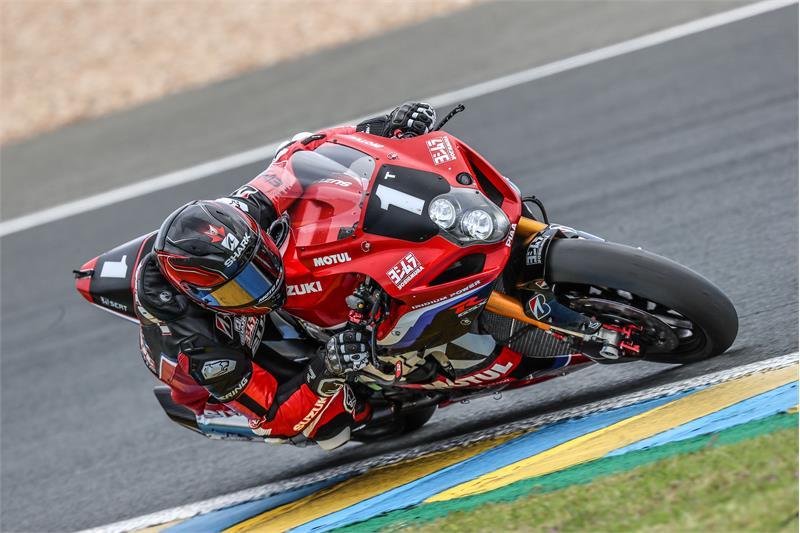Suzuki wins Endurance 24 hour race at Le Mans Image #1307244