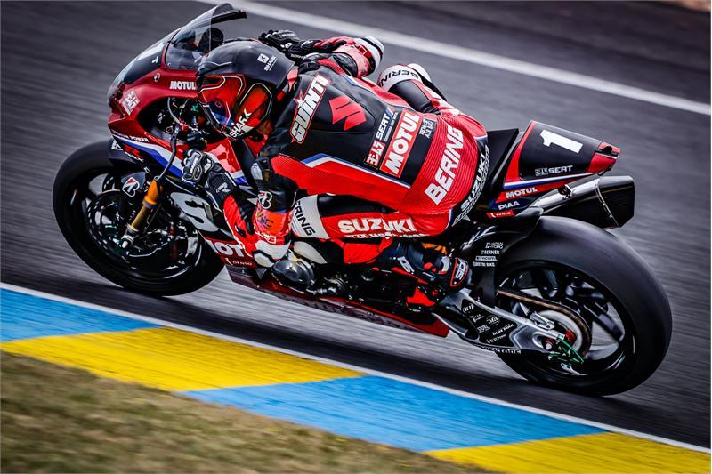 Suzuki wins Endurance 24 hour race at Le Mans Image #1307245