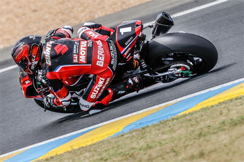 Suzuki wins Endurance 24 hour race at Le Mans Image #1307247