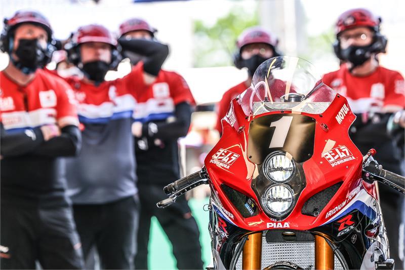 Suzuki wins Endurance 24 hour race at Le Mans Image #1307251