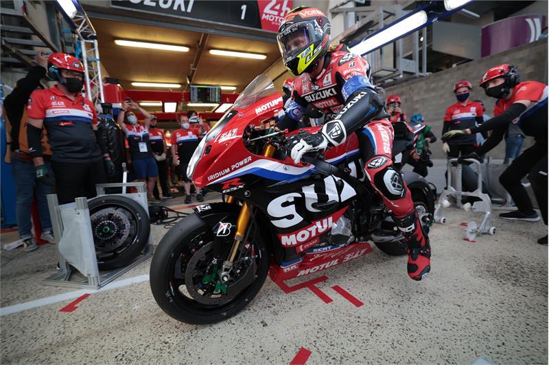 Suzuki wins Endurance 24 hour race at Le Mans Image #1307254