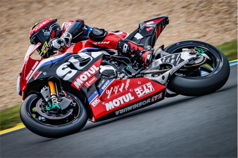Suzuki wins Endurance 24 hour race at Le Mans Image #1307235