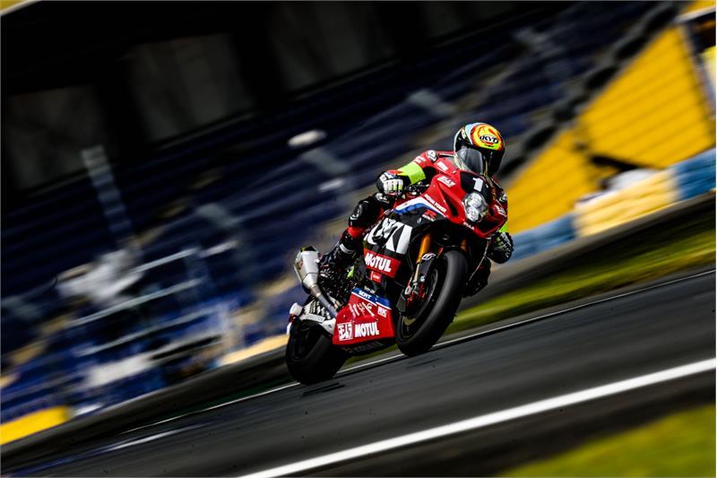 Suzuki wins Endurance 24 hour race at Le Mans Image #1307256