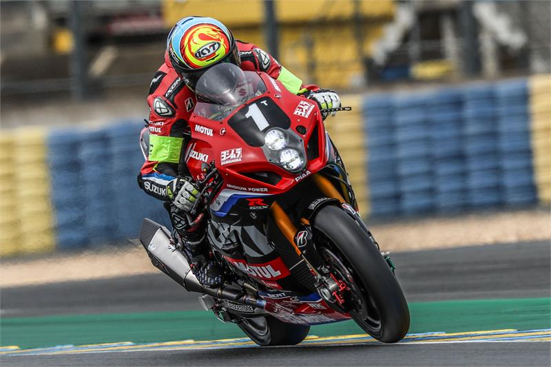 Suzuki wins Endurance 24 hour race at Le Mans Image #1307257