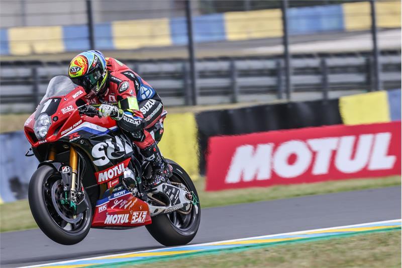 Suzuki wins Endurance 24 hour race at Le Mans Image #1307259