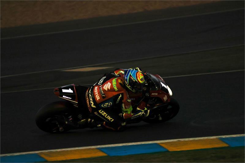 Suzuki wins Endurance 24 hour race at Le Mans Image #1307260