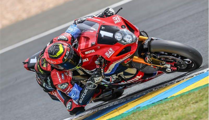 Suzuki wins Endurance 24 hour race at Le Mans Image #1307236