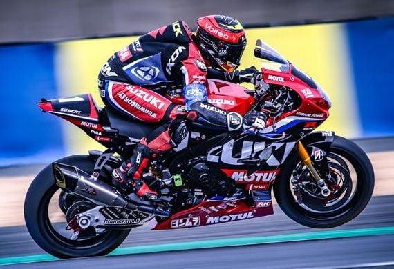 Suzuki wins Endurance 24 hour race at Le Mans Image #1307237