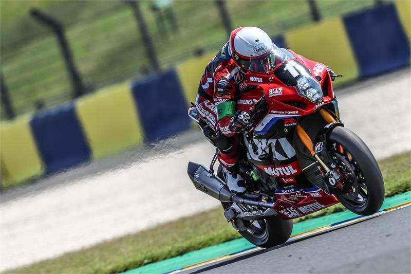 Suzuki wins Endurance 24 hour race at Le Mans Image #1307238