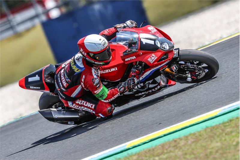 Suzuki wins Endurance 24 hour race at Le Mans Image #1307240