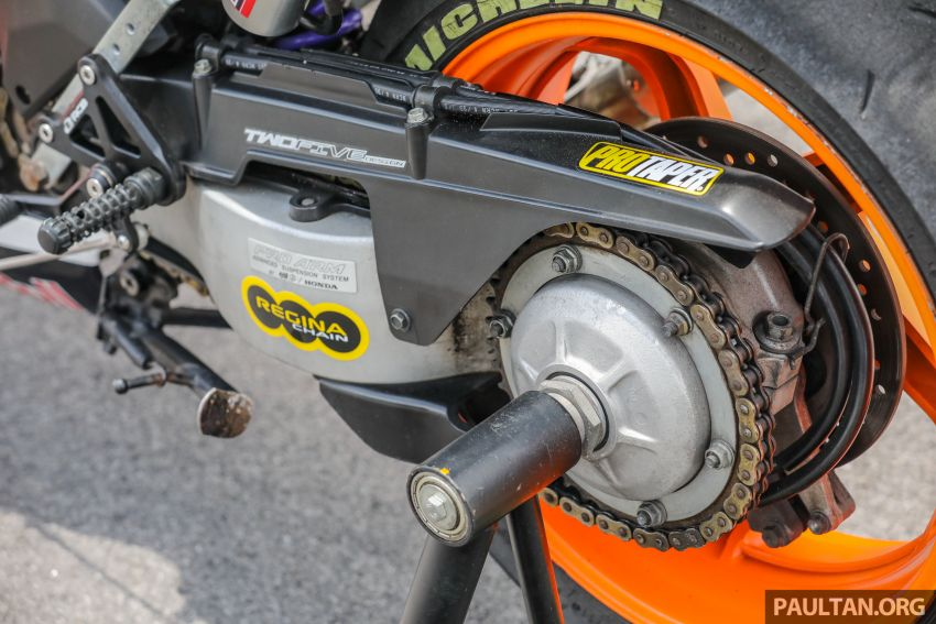 2021 GTB Honda RCV Replica – big wheels rolling Image #1302781