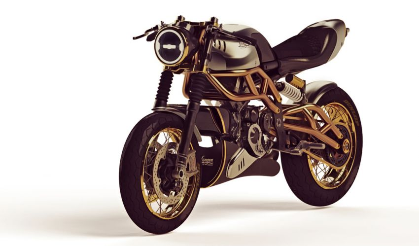 Langen Motorcycles Two Stroke is an authentic two-stroke retro racer – limited edition of 100, RM163k Image #1306153