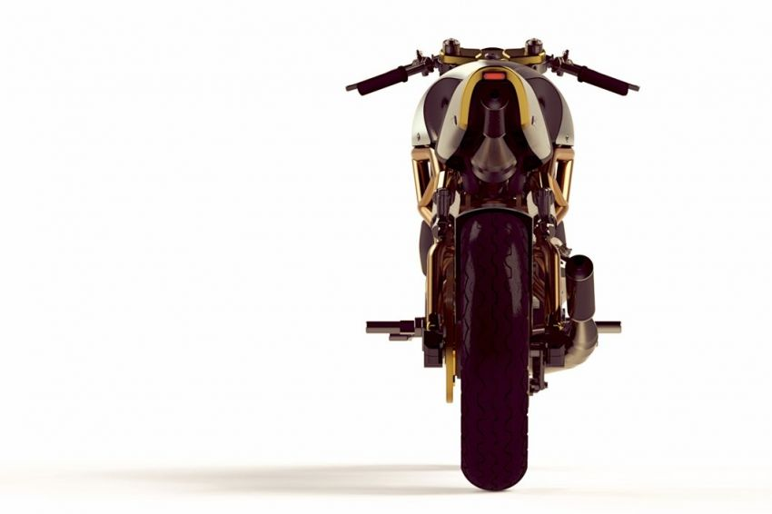 Langen Motorcycles Two Stroke is an authentic two-stroke retro racer – limited edition of 100, RM163k Image #1306154